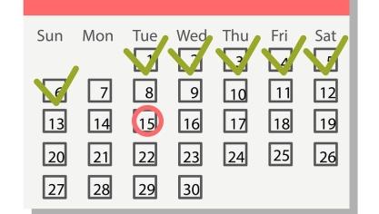 calendar bigstock--148142774
